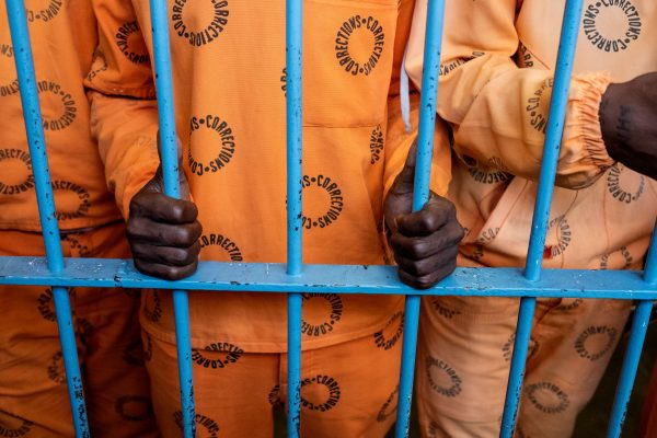 South africa jail