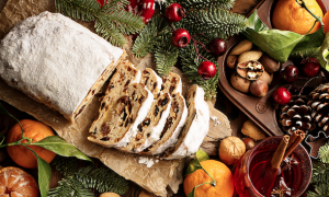 Christmas Stories, Told in Food