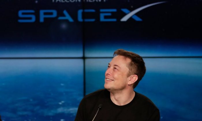 Musk plans to unveil the test tunnel on Dec. 18, 2018, as well as the autonomous cars that will carry people through it. He's also set to show off elevators he says will bring users' own cars from the surface to the tunnel. (John Raoux, AP File Photo)