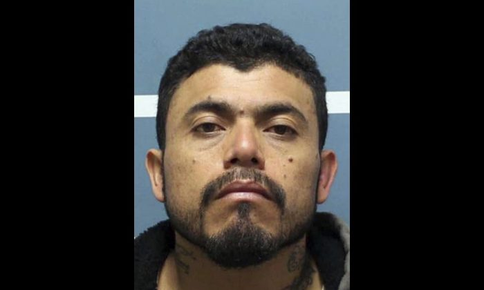 Gustavo Garcia, an illegal alien who had been deported, died in Tulare County, Calif., on Dec. 17, 2018, after a criminal rampage. (Tulare County Sheriff's Office)