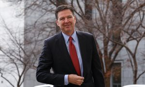 Judge Orders Justice Department to Hand Over Comey Memos