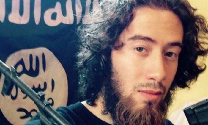 Samy El-Goarany, a Baruch College student who was killed fighting for ISIS. Ahmed Mohammed el-Gammal, 46, was sentenced on Dec. 18, 2018, to 12 years in prison for helping El-Goarany travel to Syria to fight for the Islamist terror group. (U.S. Attorney's Office for the Southern District of New York)
