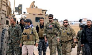 US Begins to Withdraw Troops From Syria