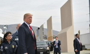 Trump Looks to Military to Build Border Wall as Hopes in Congress Diminish