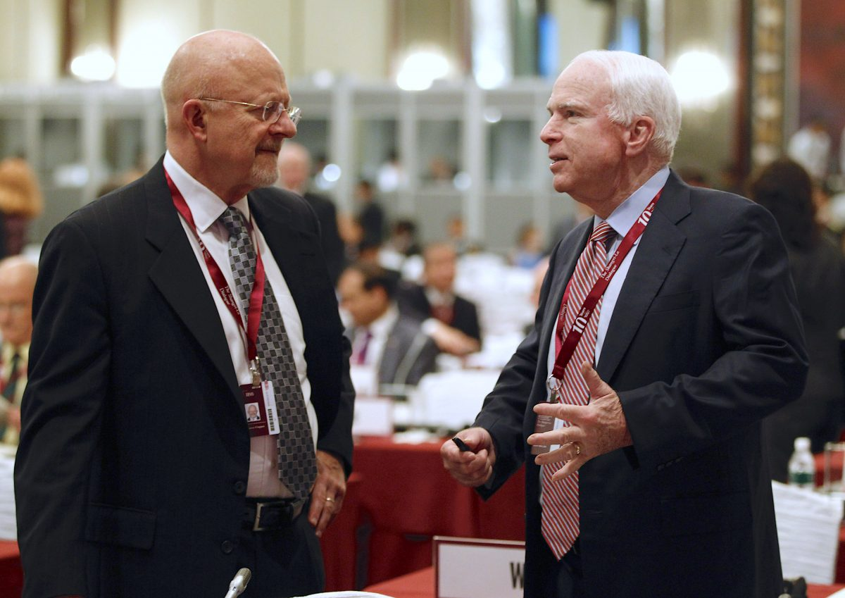 McCain Associate Provided Steele Dossier to BuzzFeed, Other Reporters, Lawsuit Reveals