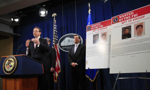 US Slams China for Corporate Cyber Espionage, Indicts Two Spies