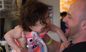 Utah Toddler Headed Home After Being in NICU Since 2015