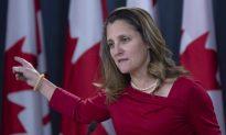 Canada Suspends Operations at Embassy in Venezuela
