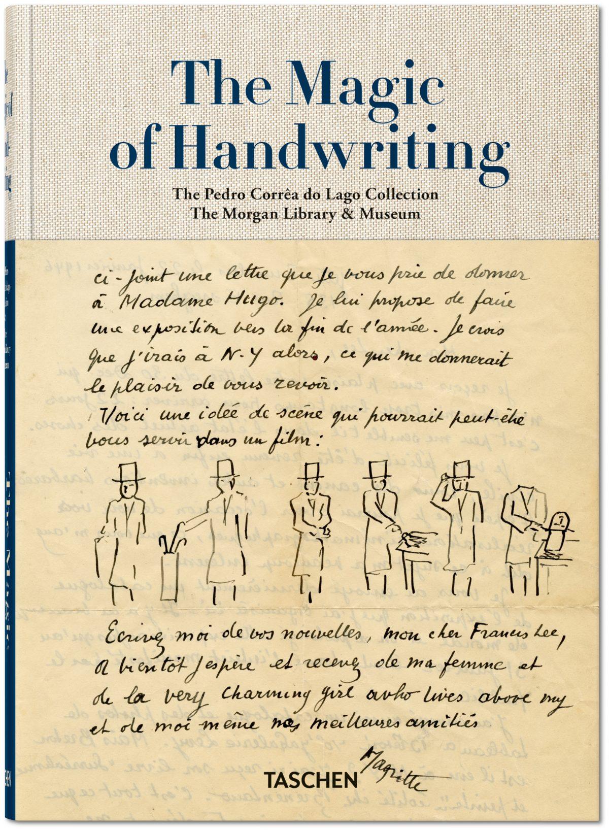 Magic of Handwriting Taschen Book Cover