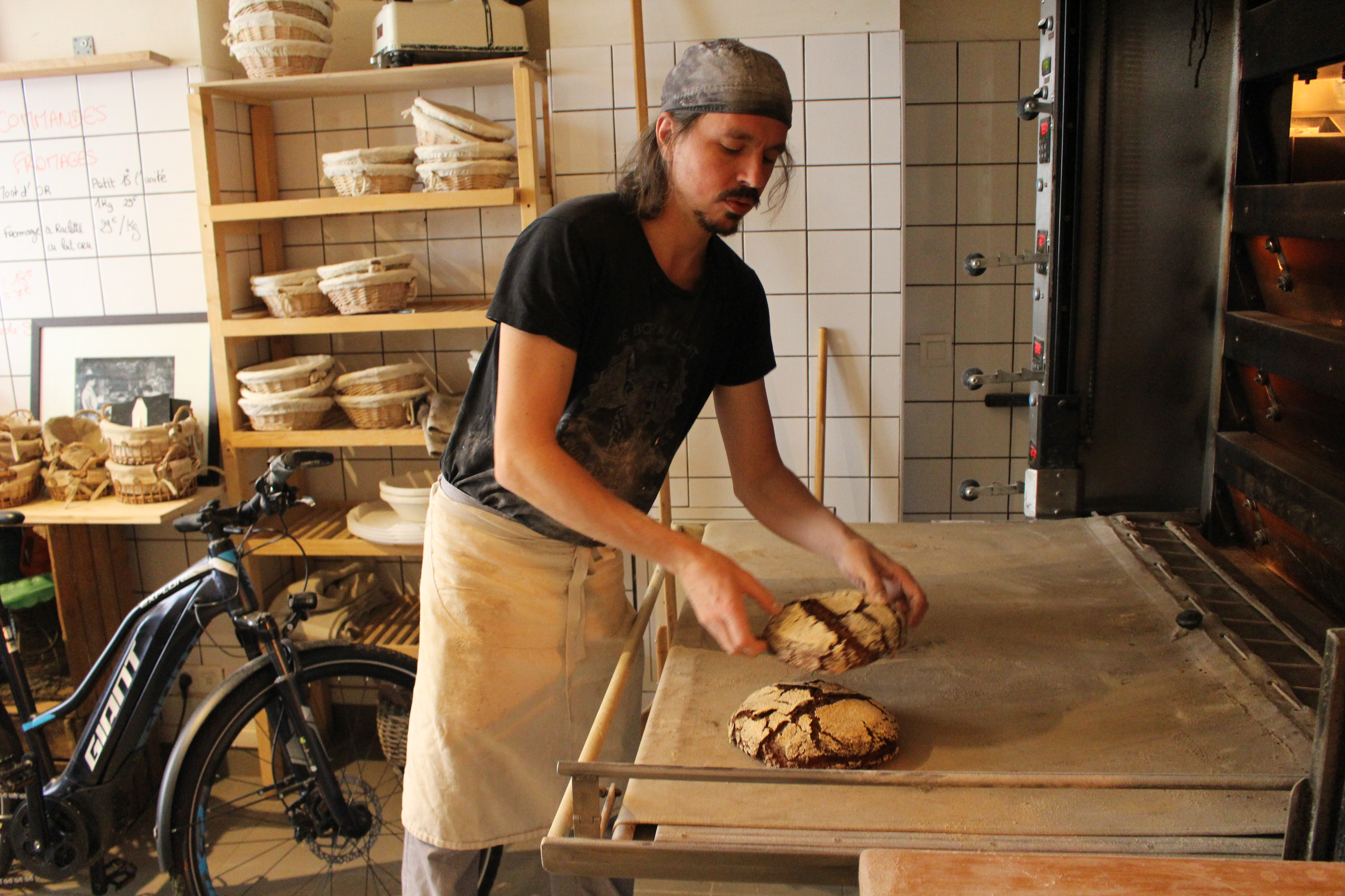 'Peasant Baker' Movement Aims to Revive France's Traditional Bread Culture