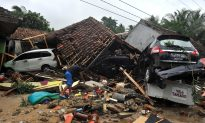 Indonesia Tsunami Update: Death Toll Rises to 222, At Least 28 Missing