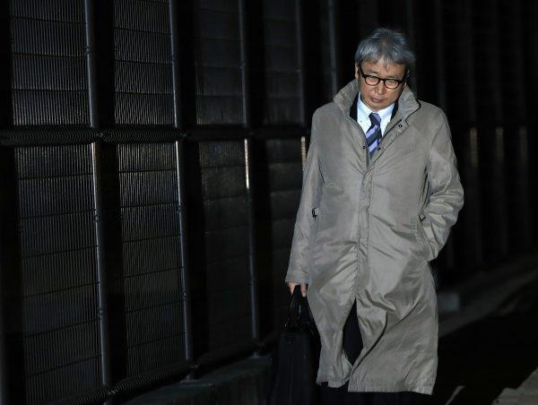 defense lawyer Motonair Otsuru