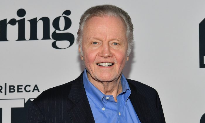 Jon Voight attends the 'Ray Donovan' Season 6 Premiere during the 2018 Tribeca TV Festival at Spring Studios in New York City on Sept. 23, 2018. (Dia Dipasupil/Getty Images)