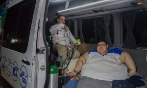 Mexican Known as 'World's Most Obese Man' Loses Nearly Half His Weight in Gastric Surgery