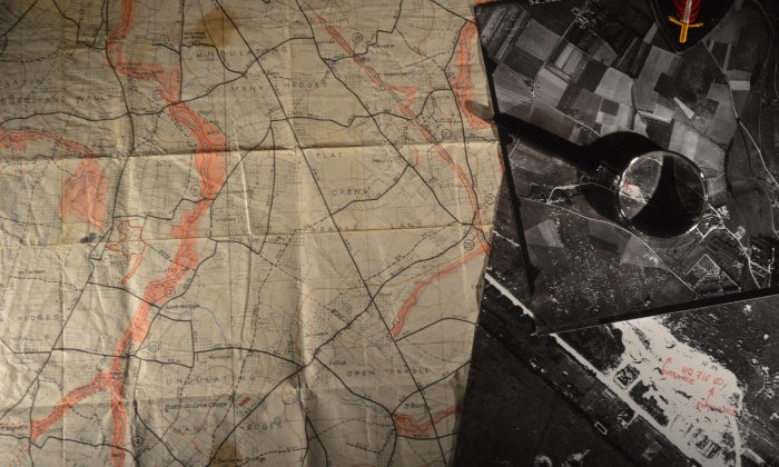"""File photo of old military maps. The first SOF Imperative is """"Understand the operational environment."""" (Baptiste_Heschung/Pixabay)"""