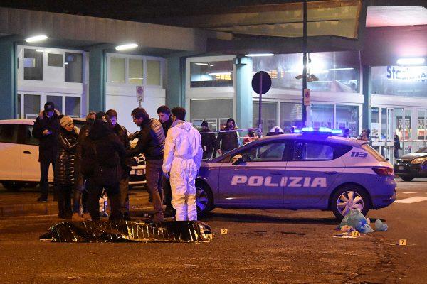 terror suspect shot dead in Milan