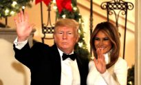President Trump and First Lady Melania's Christmas Message: Spreading 'Love, Compassion, Cheer and Goodwill'