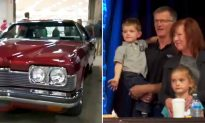 Auction turns emotional as buyers bid and donate car 3 times to help orphan siblings