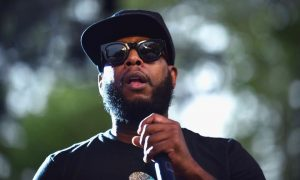Rapper Talib Kweli Compares US Border Wall Plans to 'Nazis' who built the Berlin Wall