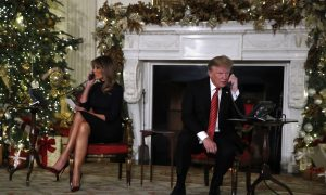 7-Year-Old Who Spoke With President Trump on Christmas Eve Identified