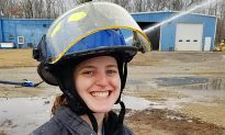 Volunteer Firefighter Dies Answering a Call on Christmas Day