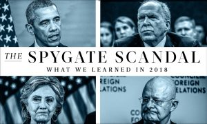 The SpyGate Scandal: What We Learned in 2018