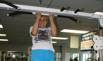 Strength Training Exercises Can Help Older People to Get Up after a Fall