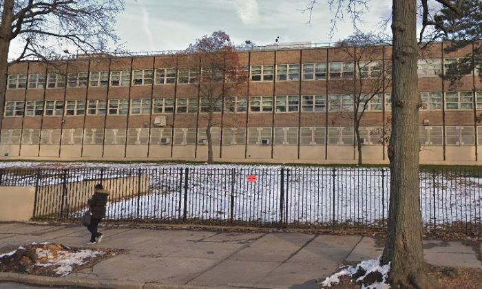 John Bowne High School in Queens, New York City in a file photo. (Google Maps)