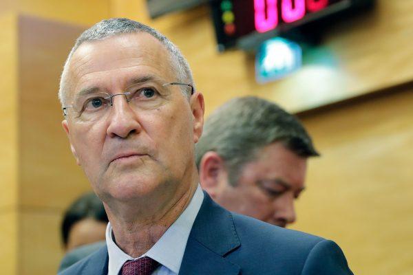 cabinet director Patrick Strzoda