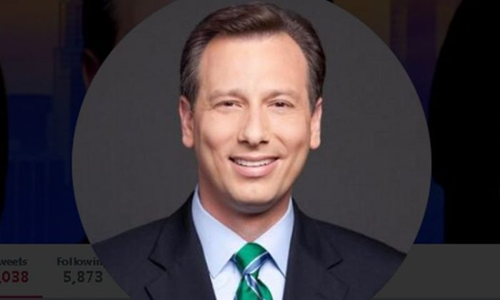 Chris Burrous was found dead on Dec. 28  (Twitter / Chris Burrous)