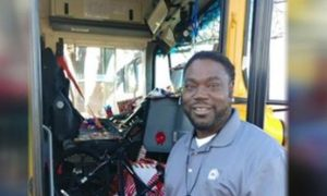 School Bus Driver Saves Money to Buy Christmas Gifts for Every Child on His Route
