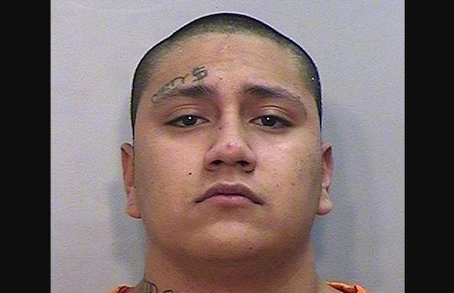 Shalom Mendoza. On Dec. 21, 2017 . (California Department of Corrections and Rehabilitation via AP)
