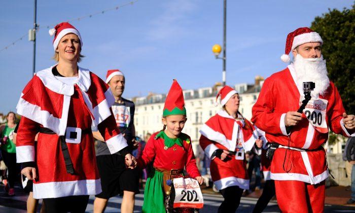 Christmas marathon. (Pixabay)