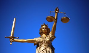 'Justice' Is the Word of the Year, and 'Social Justice' Is Its Orwellian Opposite