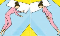 These 6 Sleep Positions Tell Your Personality Type and They Also Affect Your Health