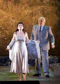 La Traviata at the Vienna State Opera with Placido Domingo