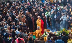 Under a Communist Regime, Priests and Monks in China Hold Religious Events Ahead of the CCP's Centenary