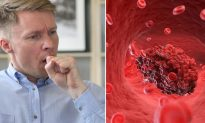 Coughing but Don't Have a Cold? These 8 Blood-Clot Symptoms Might Save Your Life