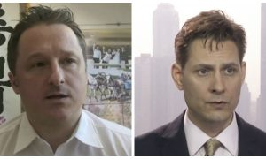 China Says Detained Canadians Violated the Law; Kovrig's Employer Says He's Innocent