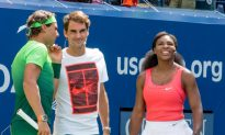Roger Federer and Serena Williams, Top Male and Female Tennis Players, to Face Off