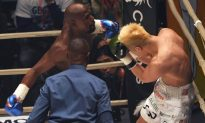 41-Year-Old Floyd Mayweather Beats a 20-Year-Old Japanese Kickboxing Champ on New Year's Eve