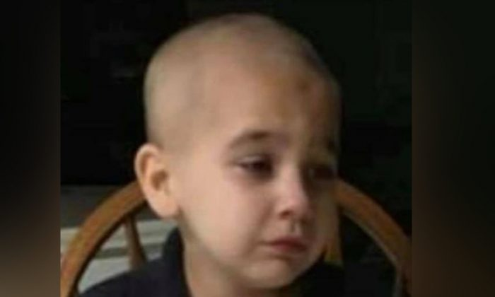 Bryson Thibodeaux, 9, went missing in the Point Blue/Chataignier area in Lousiana on Dec. 28, 2018, prompting a widespread search. (Evangeline Parish Sheriffs Office)