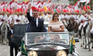 Brazil's New President Bolsonaro Vows to 'Strengthen Democracy'