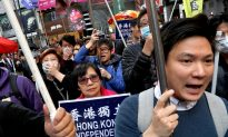 Thousands March in Hong Kong Against China 'Repression' After Grim 2018