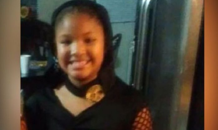 On Dec. 31, police identified the slain girl as Jazmine Barnes. Her mother, LaPorsha Washington, was injured in the shooting on Sunday (Harris County Sheriff's Office)