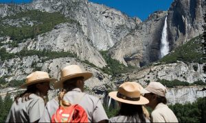 Yosemite and Other National Parks in California Partially Closed, No Maintenance During Government Shutdown