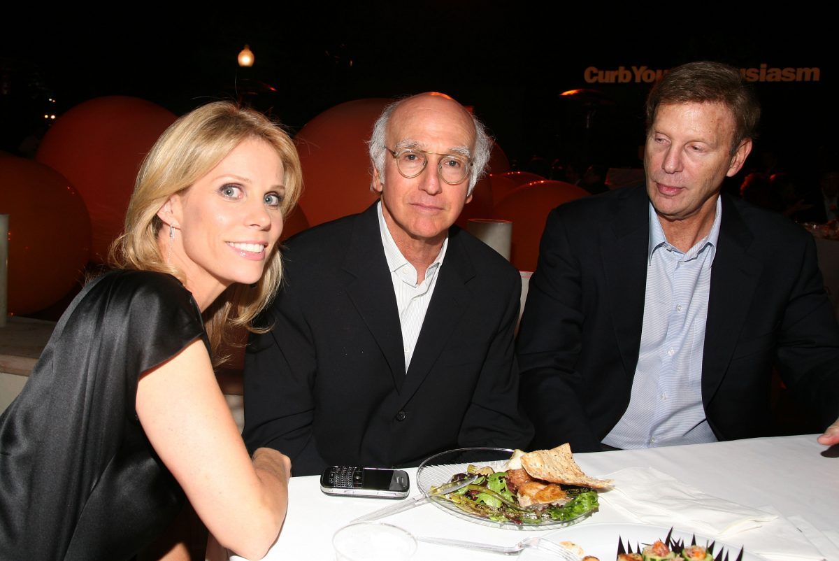 "Premiere of HBO's ""Curb Your Enthusiasm"" Season 7 - After Party"