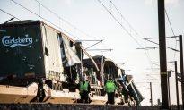 Denmark Train Crash on Bridge Linking Two Main Islands Leaves Six Dead