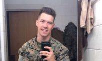 Marine Killed at Barracks Identified as Riley Kuznia, Shooting Investigated as Accidental