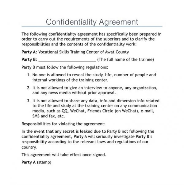 Translation of CCP confidentiality agreement distributed to prisoners in Xinjiang